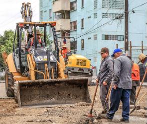 16 улиц намерены отремонтировать воронежские дорожники с 20 по 22 апреля