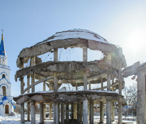 Консервация воронежской Ротонды может начаться уже в этом году