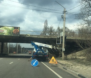 Еще одну камеру ГИБДД установили на правом берегу Воронежа
