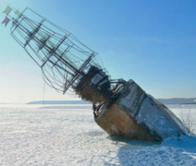 Баркалон «Меркурий» отреставрируют и перенесут к «Алым парусам»