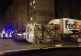 Стали известны подробности аварии с перевернувшейся «скорой»