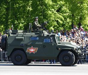 Стало известно, какие улицы Воронежа перекроют для репетиции парада Победы