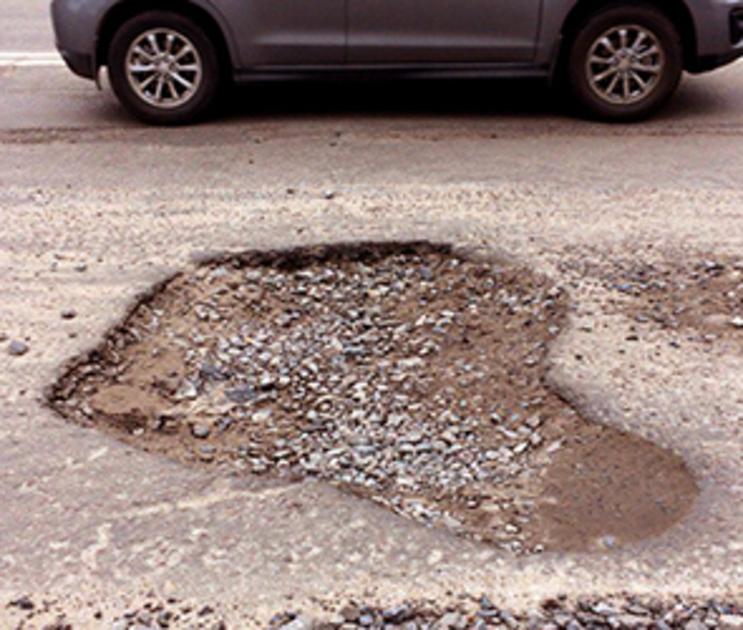 Воронежцы назвали первопричиной плохих дорог коррупцию