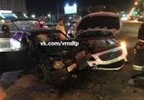 Очевидцы: в Воронеже девушка на «Вольво» спровоцировала ДТП с пострадавшими