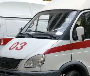 На Ленинском проспекте «Лада Гранта» столкнулась с автобусом, есть пострадавшие