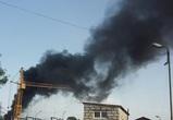 Воронежцы сообщили о черном дыме со стороны «Воронежсинтезкаучука»