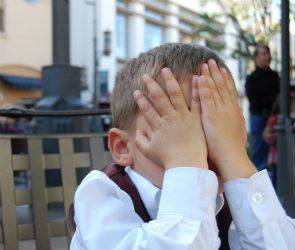 В Воронеже мальчика, страдающего аутизмом, нашли на улице