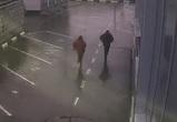 Появилось видео погони с перестрелкой за угонщиками Infiniti в Воронеже