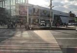 Открывшийся на левом берегу ТЦ лишил воронежцев подхода к пешеходному переходу