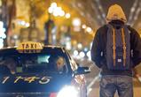 Воронежская полиция ночью искала подростка-грабителя, обчистившего таксиста