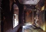 Появились фото последствий пожара в доме Гарденина,  старейшем здании Воронежа
