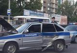 В Воронеже в аварии с машиной Росгвардии и иномаркой пострадал водитель (фото)