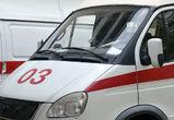 Две 17-летние девушки пострадали в ДТП с перевернувшейся иномаркой в Воронеже