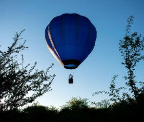 Воздухоплаватели на воздушных шарах пролетят над Воронежем