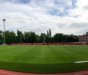 Воронежцам показали отреставрированный для сборной Марокко стадион «Чайка»