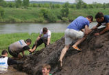 В Воронеже при поддержке СИБУРа прошел экстремальный забег «Стальной характер»