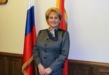 Елена Фаддеева уходит с поста руководителя представительства Воронежской области
