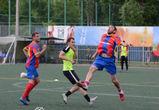 «Лига Чемпионов Бизнеса» продемонстрировала футбол на высоких скоростях
