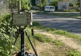 Пьяный мужчина разгромил комплекс видеофиксации на воронежской трассе