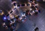 Воронежских автолюбителей приглашают поучаствовать во флешмобе ко Дню России