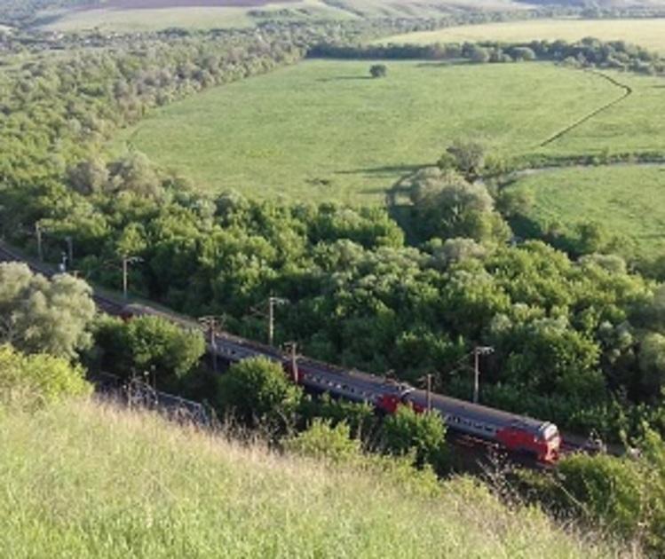 Воронежцы смогут добраться до Дивногорья на прямых электричках