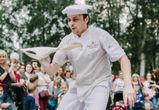 III фестиваль национальной кухни в Воронеже: еда сближает