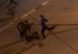 Воронежцев возмутило видео группового избиения человека в центре города