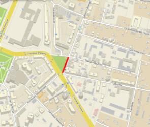 В Воронеже почти на 5 суток закроют движение по одной из улиц в центре