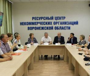 Воронежские НКО заняли второе место в ЦФО по числу президентских грантов