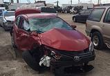 В жутком ДТП на трассе М4 под Воронежем сгорела машина, погиб водитель, 4 ранены