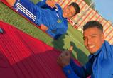Футболисты Марокко выложили фото своих тренировок на стадионе «Чайка» в Воронеже