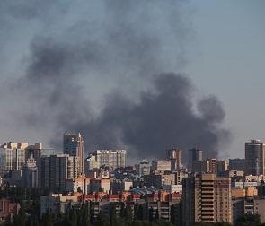 Известна причина сильного задымления на левом берегу Воронежа в День России