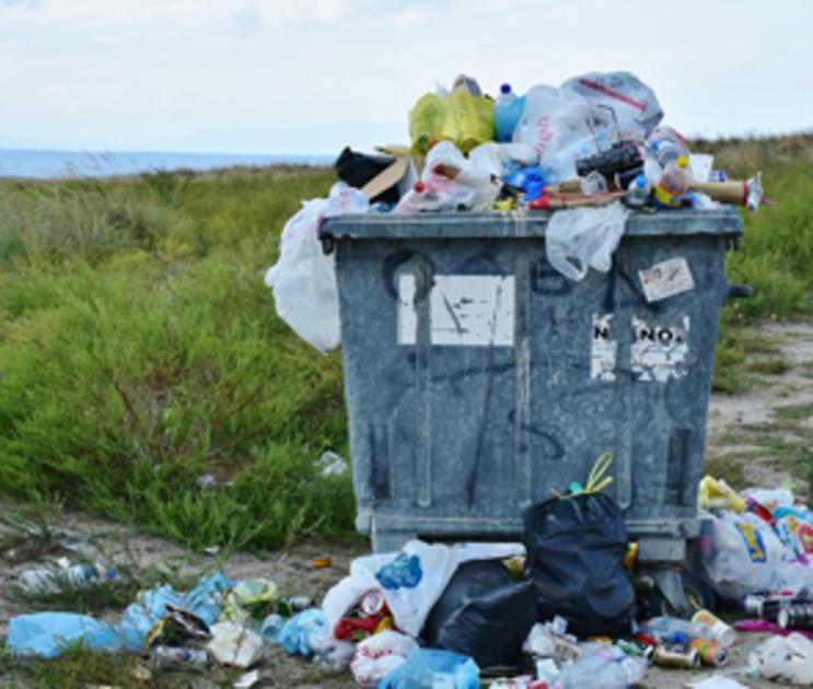 В Воронежской области в четыре раза увеличится плата за вывоз мусора