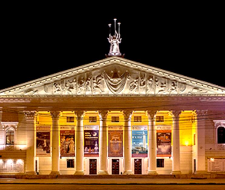 Новый Театр оперы и балета может появиться на берегу Воронежского водохранилища