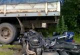 В Воронеже ищут очевидцев ДТП с двумя погибшими подростками на мотоцикле