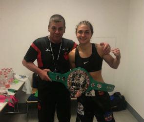 Спортсменка из Воронежа Татьяна Зражевская стала чемпионкой мира по боксу