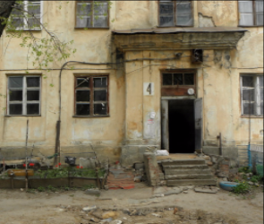 Девять ветхих домов снесут в Воронеже в ближайшее время