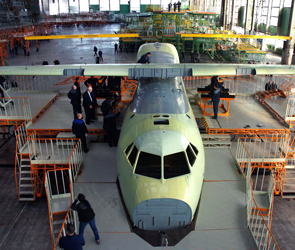 Воронежский авиазавод начнет серийный выпуск новых Ил-112В на год позже