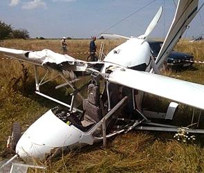 Известны первые подробности крушения самолета и гибели пилота под Воронежем