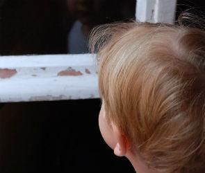 В Воронеже маленького ребенка спасли от падения с пятого этажа