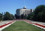 В Воронеже реконструируют площадь Победы