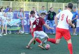 В Воронеже определили сильнейших в «Лиге Чемпионов Бизнеса» по футболу