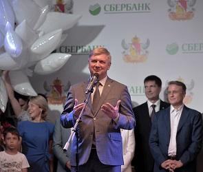 Александр Гусев: Надеюсь, Советская площадь станет любимым местом отдыха горожан