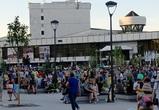В Воронеже на реконструкцию закрыли смотровую площадку за бывшей «Драмкой»
