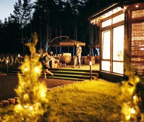 НОВОЕ: воронежский LES с большой lounge-террасой