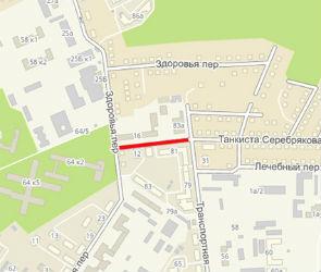 Движение по одной из воронежских улиц запретят почти на 2 недели
