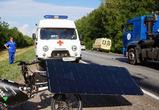 Бельгийский велогонщик попал в ДТП под Воронежем: три человека ранены (фото)