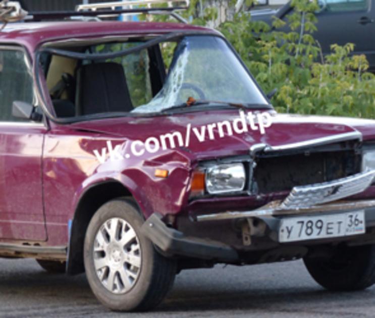 Водителем, протаранившим толпу людей в Воронеже, оказался 17-летний подросток