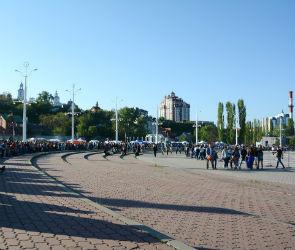 Москвичи помогут разработать концепцию развития Петровской набережной Воронежа