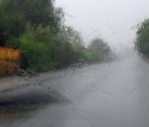 Воронежских водителей просят быть осторожнее в непогоду